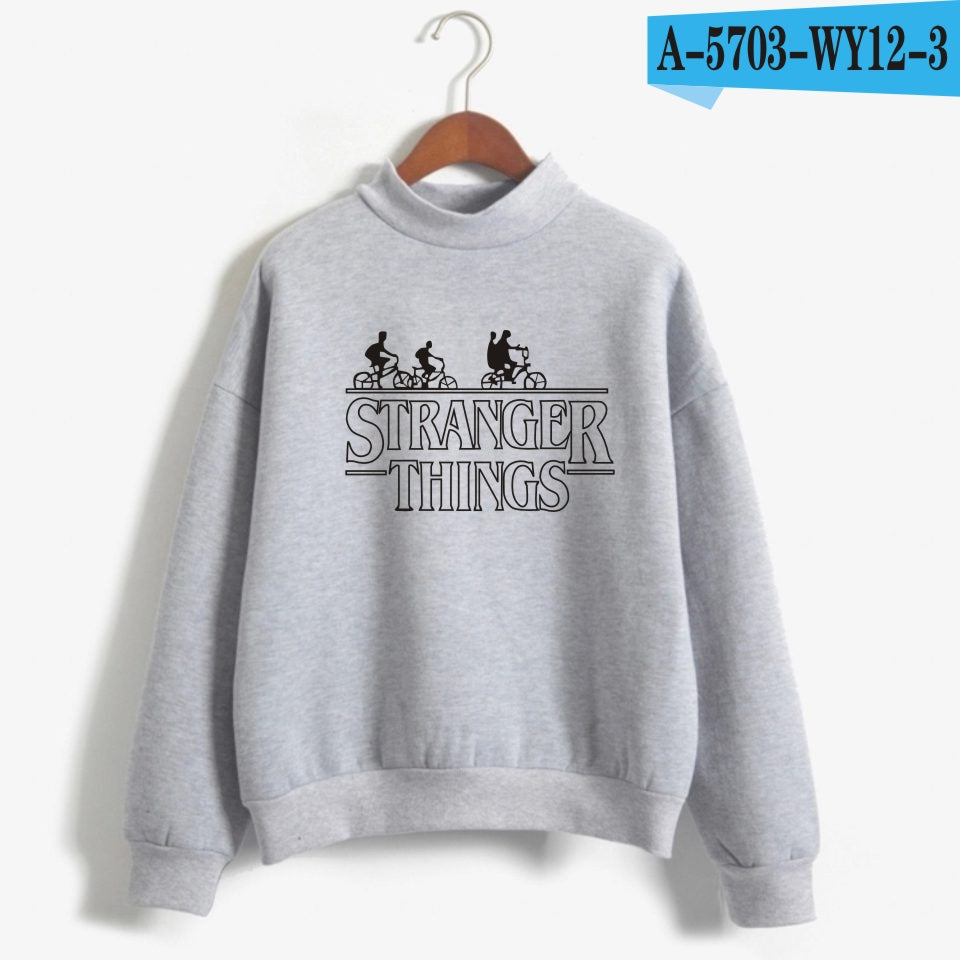 Stranger Things Pullover 2018
