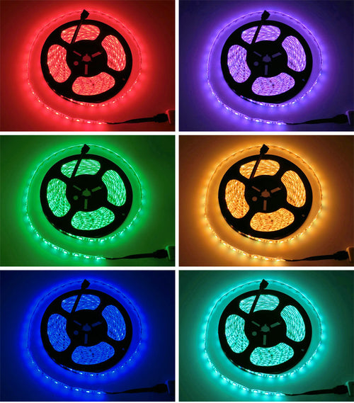 Wi-Fi LED Strip Lighting