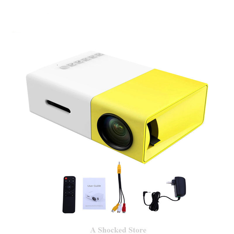 Ultra Portable LED Projector