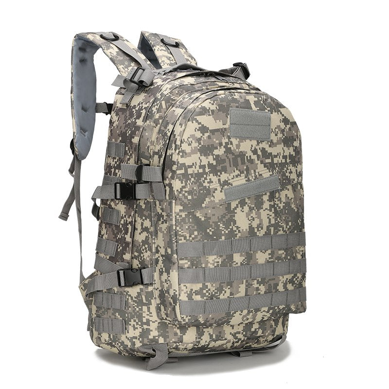 """Winner Chicken Dinner"" Camouflage Rucksack"