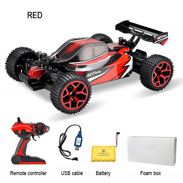 RC Car Rock Off-Road 2.4Ghz 4WD High Speed