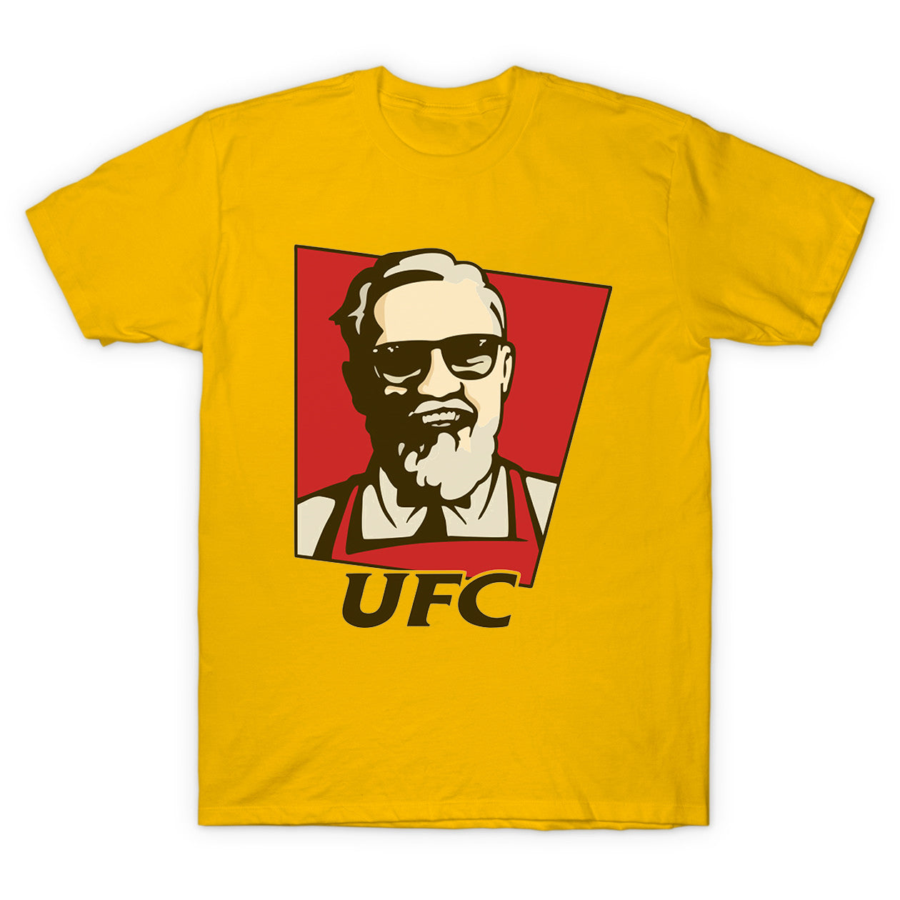 Conor McGregor UFC T-Shirt KFC Design