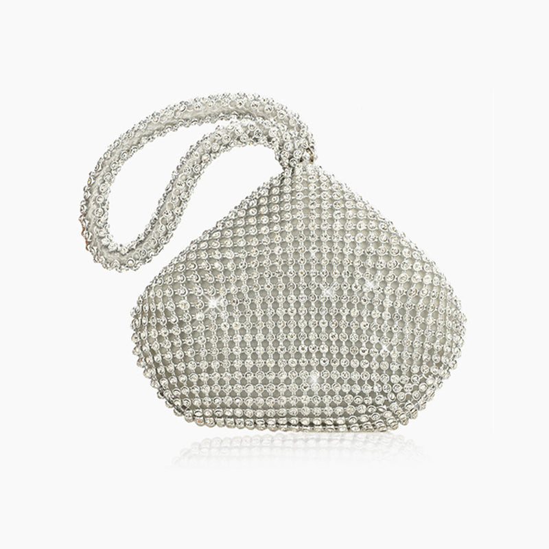 Bag with Diamond Rhinestone