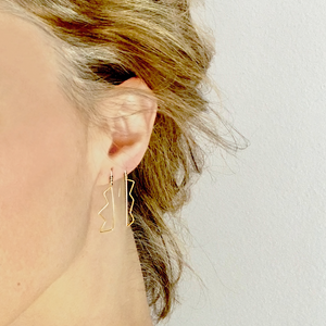 EDIE earring small