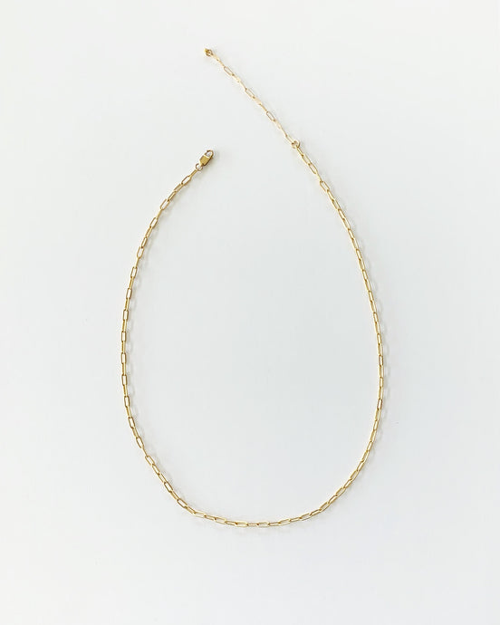 SOPHIE staple necklace