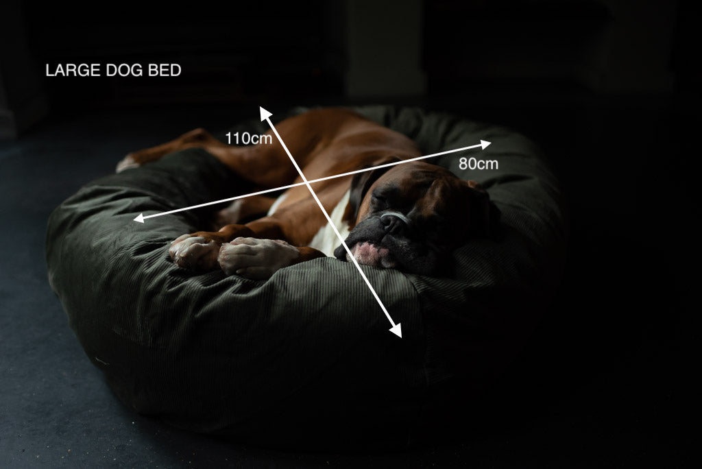 bed for large dog 110 by 80