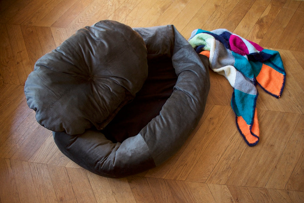 how to stuff your own dog bed