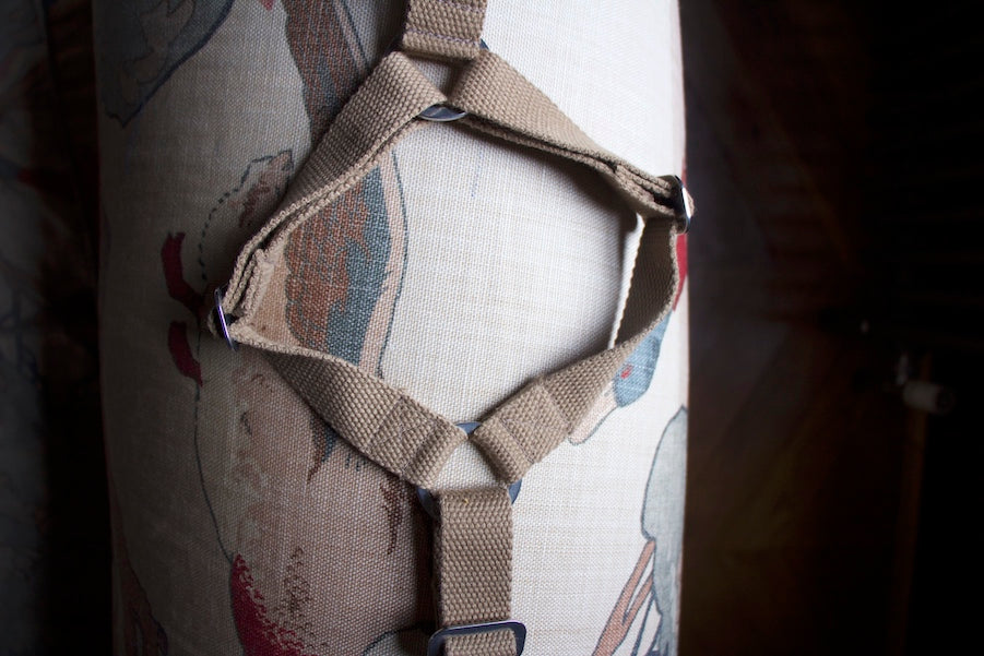 over the neck harness