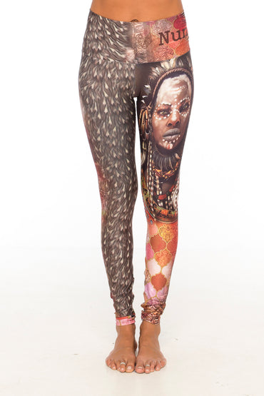 Odudua Leggings