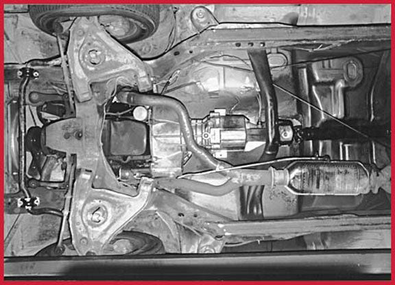 V8 Engine Swap In A Chevy Astro V8 Free Engine Image For