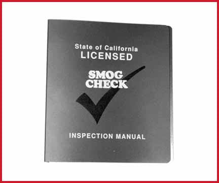 Bureau of Automotive Repair (BAR) Smog Check Inspection Manual: Stealth Conversions