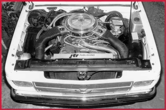 S10 Swap, Part 3  Project ZZ3—OUR QUICKEST TRUCK – JTR Stealth