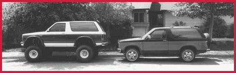 Intro: Chapter 1 from the S10 V-8 Conversion Manual (14th Edition