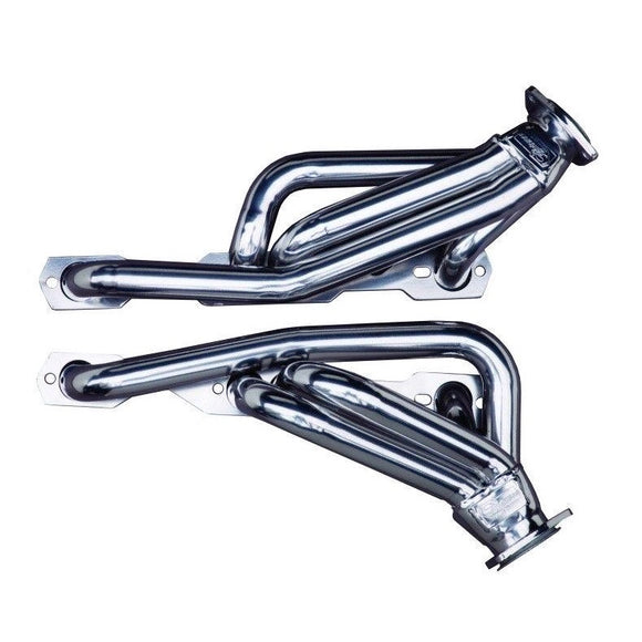 V8 S10 4x4 Headers w 1-1/2 in primary tubes Headers - V8 Swaps by JTR Stealth