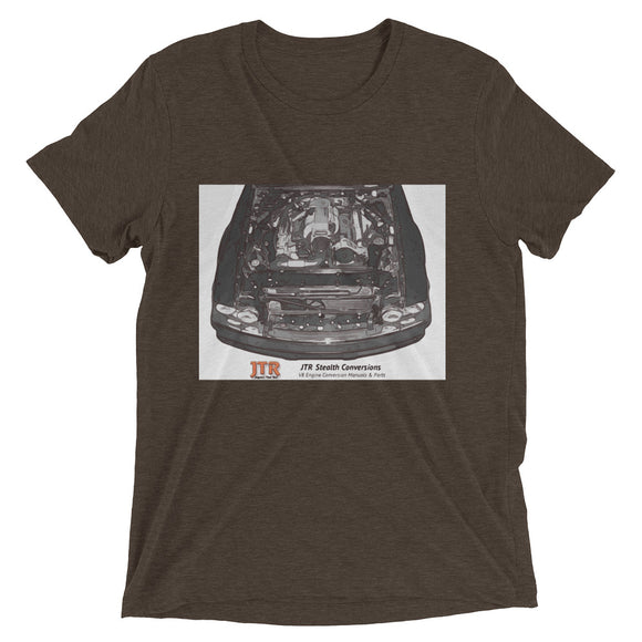 Short sleeve Jags That Run T-shirt  - V8 Swaps by JTR Stealth