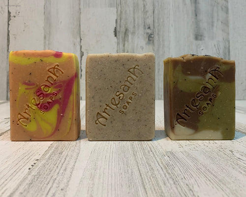 12 Bar Batch of Soap - customized