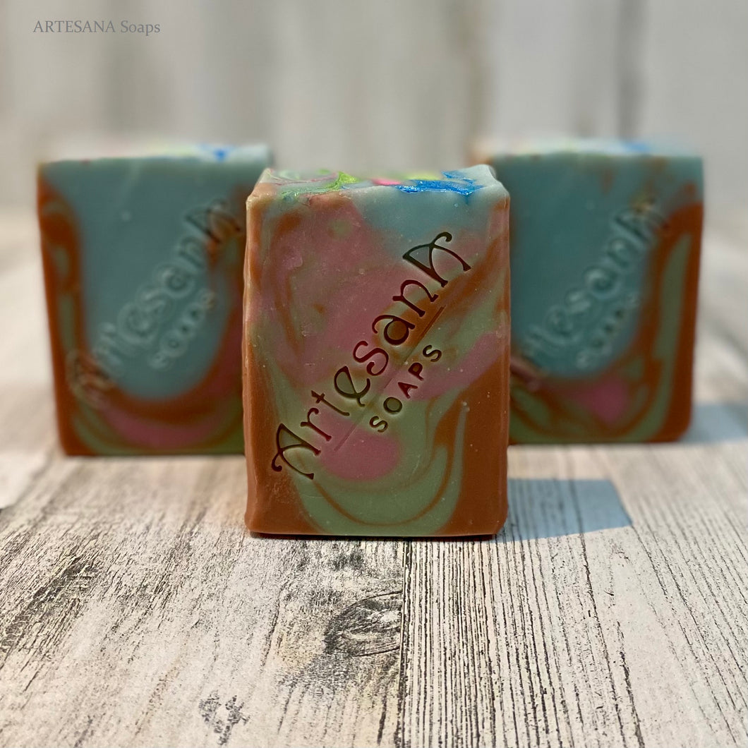 Cactus Flower Soap Bar