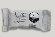 Ginger Granola Bar (Box of 12)