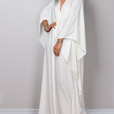 Kimono dress. Off White.  One Size.