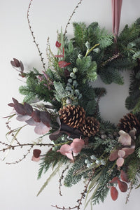 Christmas Wreath Workshop: 3 & 10 December 1900-2100