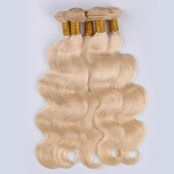 Blond Bodywave Bundles