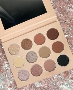 Flawless Nudes Eyeshadow Palette