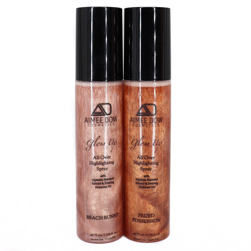 JULY 10 PREORDER: Glow Up All Over Highlighting Spray