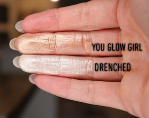 "Powder Highlighter - ""Drenched"""