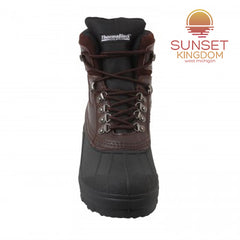 "Sunset Kingdom 8"" Cold Weather Hiking Boots"