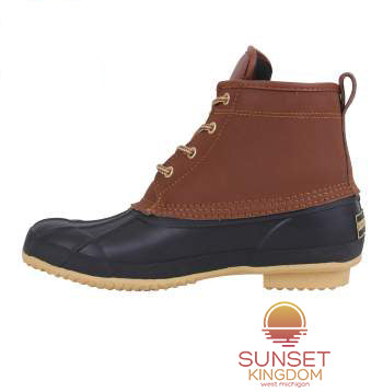 "Sunset Kingdom 6"" All Weather Duck Boots"