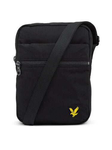 Lyle and Scott Small Items Bag - True Black