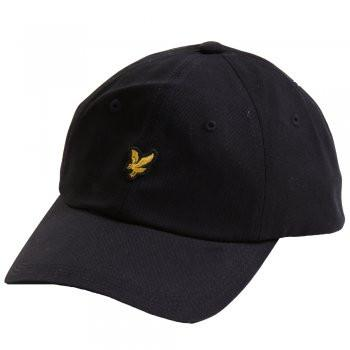 Lyle & Scott Hats Vintage Baseball Cap - True Black