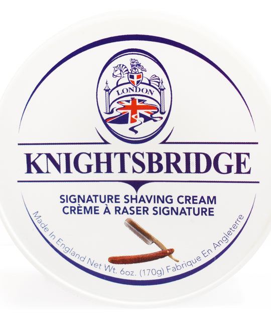 Signature Shaving Cream