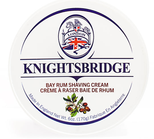 Bay Rum Shaving Cream