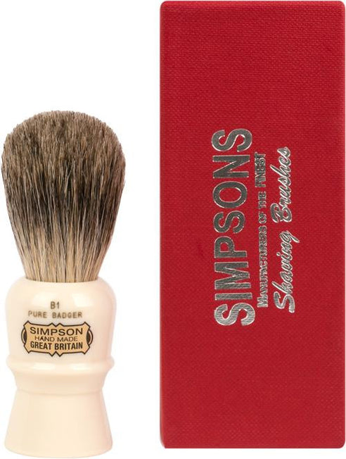Simpsons Shaving Brush - Beaufort