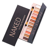 12 Color Matte Eyeshadow Palette