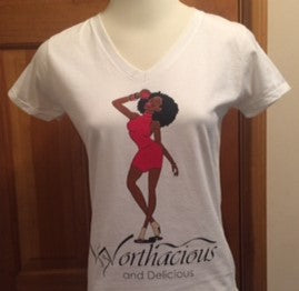 Worthacious and Delicious T Shirt