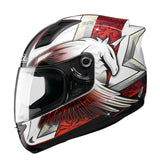 Unicorn  Motorcycle Helmet