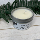Sweetgrass Soy Wax Candle 4oz