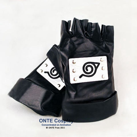 Cosplay Kakashi Pu Gloves