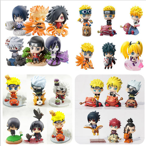 Naruto Boruto Action Figures