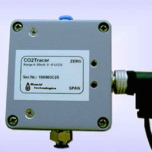 CO2 Tracer - 4 wire 4-20mA CO2 Transmitter