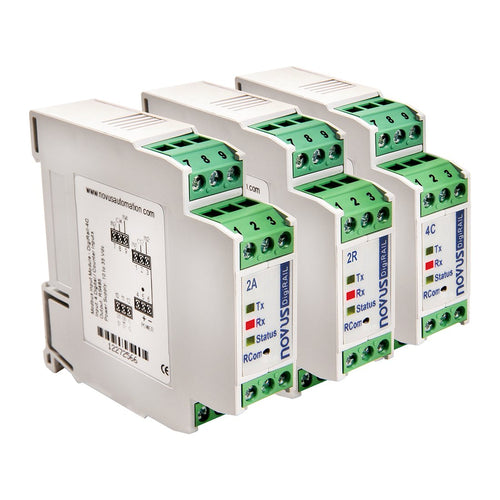 DigiRail Input/Output Modules
