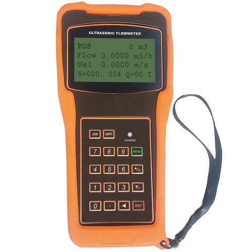 FMT-22 Portable Transit Time Ultrasonic Flow Meter