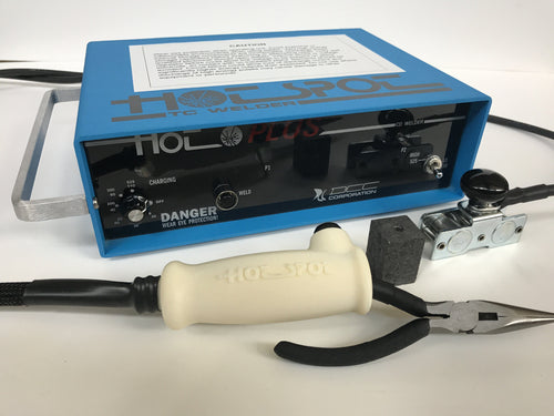 HotSpot PLUS Thermocouple & Capacitive Discharge Stud Welder
