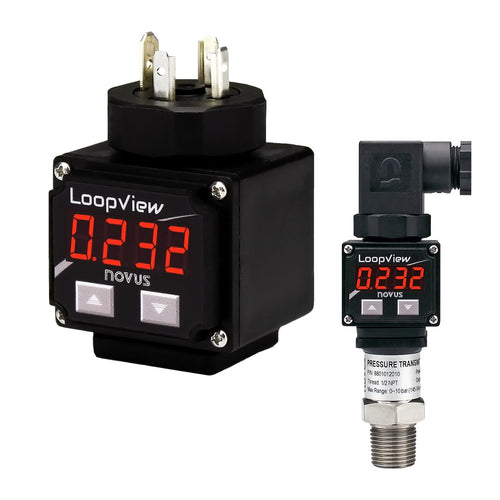 LoopView  - Transducer Mount Loop Powered Current Indicator