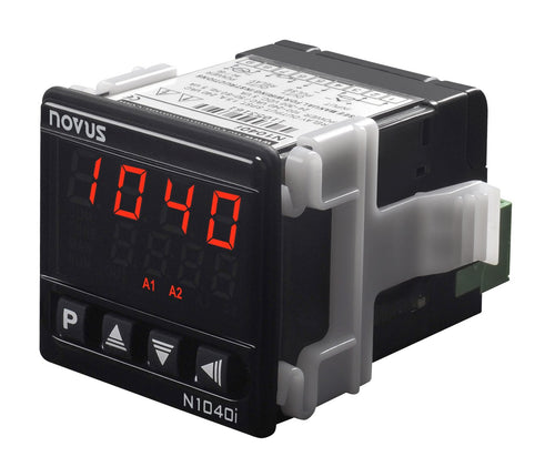 N1040i-USB- Economical Universal Process Indicator for Thermocouples, RTDs, Voltage and 4-20mA, 1/16 DIN Size