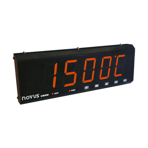 N1500-G Universal Input Large Display Panel Meter with 56mm High Digits