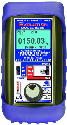 PIE 525B RTD/Thermocouple Calibrator
