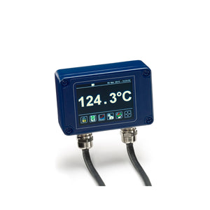 Optional PM030 Touch Screen Interface